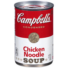 Campbell's Condensed Chicken Noodle Soup (10.75 oz.)