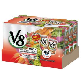 V8 100% Vegetable Juice (5.5 fl. oz., 48 pk.)