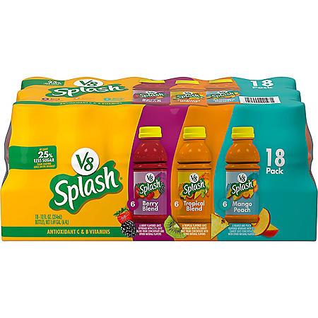 V8 Splash Variety Pack (12oz / 18pk)