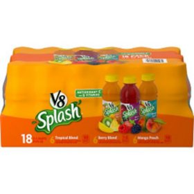 V8 Splash Variety Pack (12oz / 18pk)
