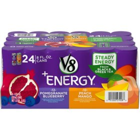 V8 +Energy Variety Pack (8oz / 24pk)