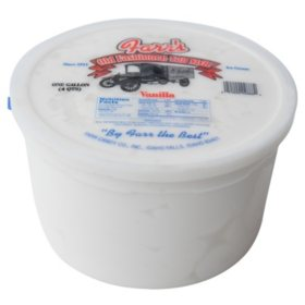 Farr's Vanilla Ice Cream (1 gallon)