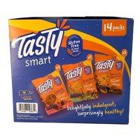 Tasty Smart Cookies Three Flavor Variety Assortment (14 ct.)