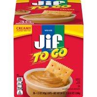 Jif-To-Go Creamy Peanut Butter (36 ct.)
