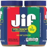 Deals on 2-Pack Jif Extra Crunchy Peanut Butter 48 oz.