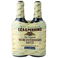 Lea & Perrins Worcestershire Sauce (15 oz. bottle, 2 pk.)