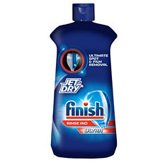 Finish Jet-Dry Ultra Rinse Aid (27.5 oz.)