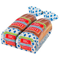 Klosterman Big White Bread (24 oz., 2 pk.)