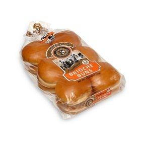 Kordas' Traditional Brioche Buns (12 ct., 47 oz.)