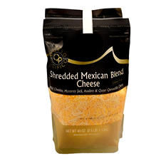 Queso Pacifico Shredded Mexican Blend Cheese (2 pk., 40 oz.)