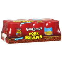 Van Camp's Pork and Beans - 8/15 oz. cans