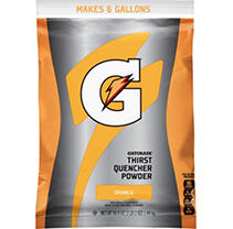 Gatorade Thirst Quencher Sports Drink Powder, Orange (51 oz.)