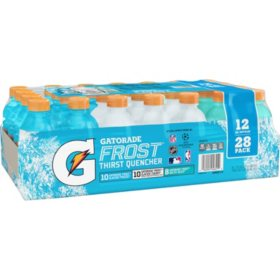 Gatorade Frost Variety Pack (12 fl. oz., 28 pk.)