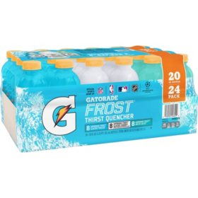 Gatorade Frost Variety Pack (20oz / 24pk)