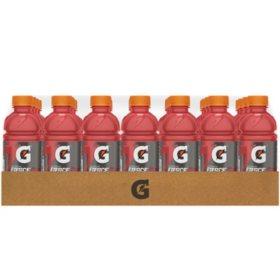 Gatorade Fierce Fruit Punch + Berry Thirst Quencher (12oz / 28pk)