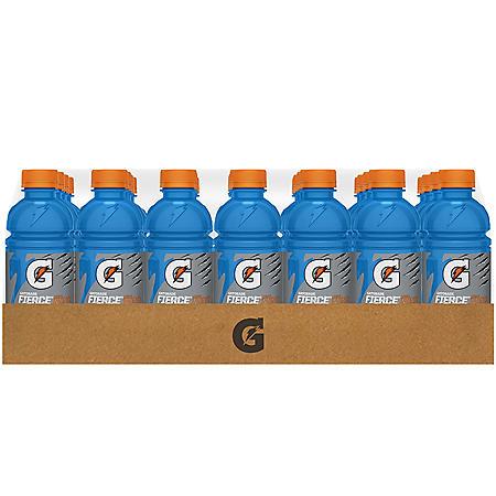 Gatorade Fierce Blue Cherry Thirst Quencher (12oz / 28pk)