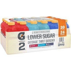 Gatorade G2 Variety Pack (20 oz., 24 pk.)