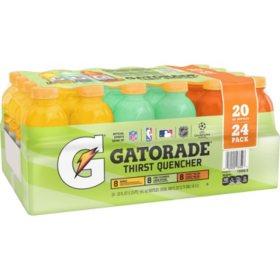 Gatorade Fresco, Variety Pack (20 fl. oz., 24 ct.)