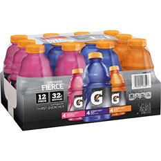 Gatorade Fierce VP (32 oz. bottles, 12 pk.)