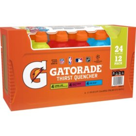 Gatorade Variety Pack (24 oz., 12 pk.)