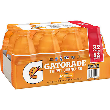 Gatorade Orange (32 oz., 12 pk.)