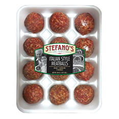 Stefano's Italian Style Meatballs (12 pcs.)