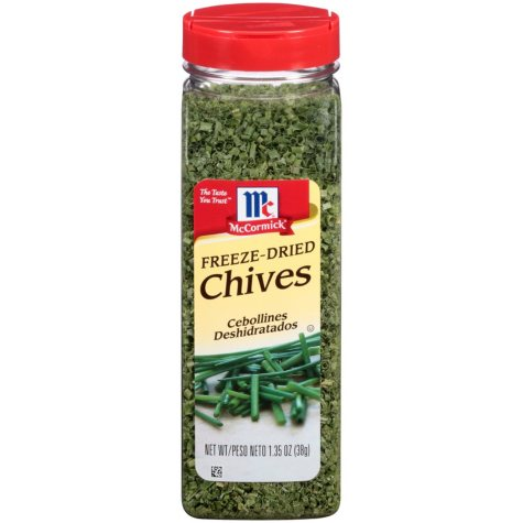 McCormick® Freeze-Dried Chives - 1.35 oz.