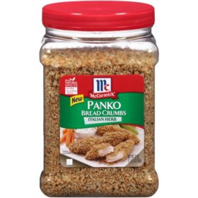 McCormick Italian Herb Panko Bread Crumbs (21 oz.)