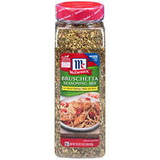 McCormick Bruschetta Seasoning Mix (19.5 oz.)