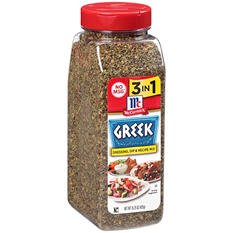McCormick Greek Dressing, Dip & Recipe Mix (15.25 oz.)