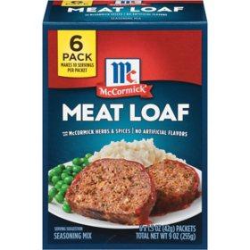 McCormick Meat Loaf Seasoning Mix (6 pk.)