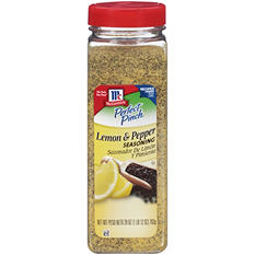 McCormick Perfect Pinch Lemon & Pepper Seasoning (28 oz.)