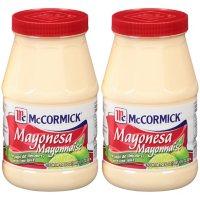 McCormick Mayonnaise with Lime Juice (28 oz., 2 pk.)