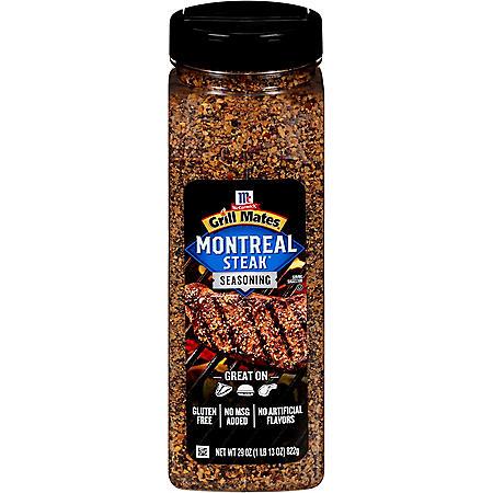 McCormick Grill Mates Montreal Steak Seasoning (29 oz.)