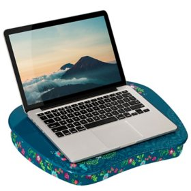 "LapGear MyStyle Lap Desk, Fits up to 15.6"" Laptops, Assorted Styles"