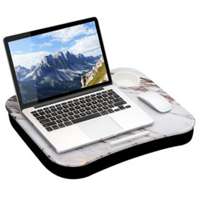 LapGear Cup Holder Lap Desk Assorted Styles