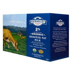 Humboldt Creamery 2% Organic Milk (1 gallon, 2 ct.)