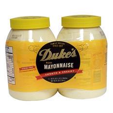 Duke's Mayonnaise - 2/48 oz.