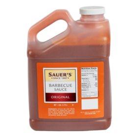 Sauer S Original Bbq Sauce 128 Oz Sam S Club