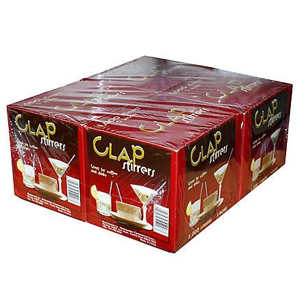 Removedores Clap - 1,000 ct.