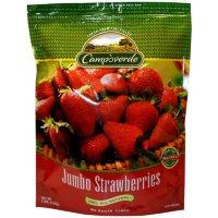 Campoverde Jumbo Strawberries, Frozen (5 lbs.)