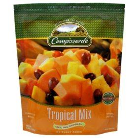 Campoverde Tropical Fruit Mix, Frozen (5 lbs.)