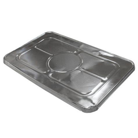 WonderFoil Aluminum Lid for Full Size Steamtable Pan - 15 ct.