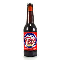 Fitz's Root Beer Longnecks (12 oz. bottles, 24 pk.)
