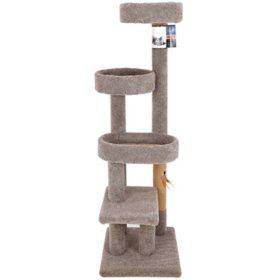 A Matter of Cat 4-Level Cat Tower