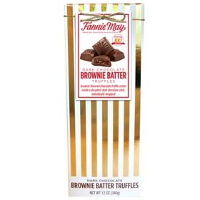 Fannie May Brownie Batter Truffles (12 oz.)