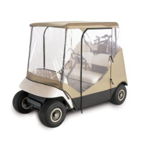 Classic Accessories Travel 4-Sided Golf Car Enclosure