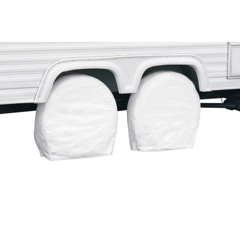 Classic Accessories RV Wheel Covers - 24 inches to 26.5 inches