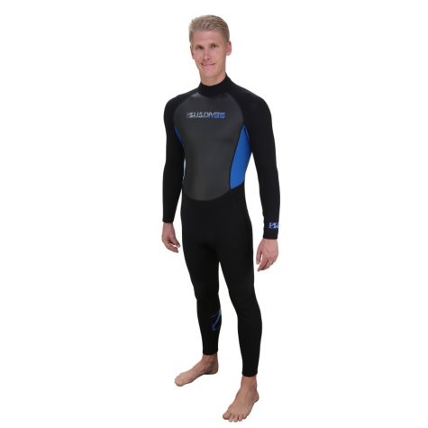 US Divers Adult Multi Sport Full Wetsuit - Multiple Sizes Available