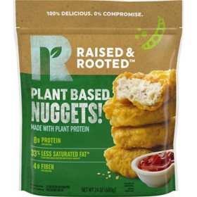 Raised and Rooted Frozen Plant-Based Nuggets (24 oz.)